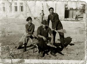 Ученики Дорожной школы (из архива семьи Шило)