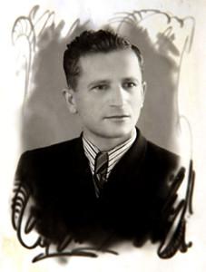 Казімір Свёнтэк. Здымак 1955 г.