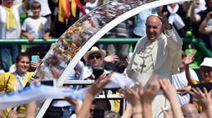 Папа в Сараево