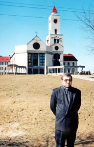 """Епископ Ежи Мазур: """"Это были замечательные пять минут в истории..."""""""