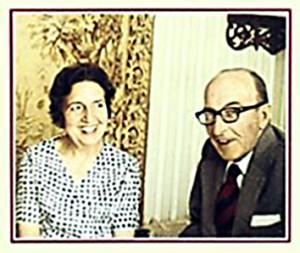 Мария и Фернандо Креспо