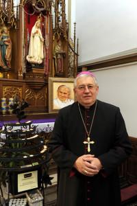 Бискуп Ежи Мазур-2