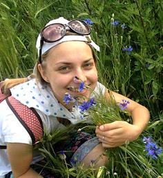 Ганна Салодкая