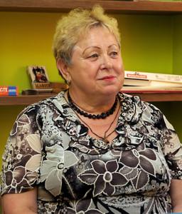 Галина Ванелик