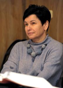 Ирина Глебец