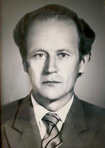 Ян  Иватович. Фото 1977 г.