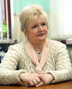 Ольга Кренчик