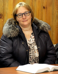 Алена Чэкман