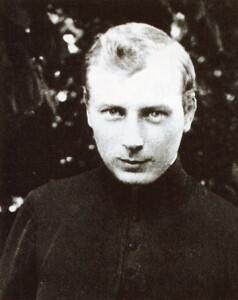 Новапрэсбітэр Духоўнай семінарыі ў Влоцлаўку, 1924 год