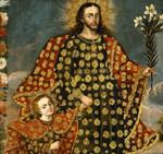 Saint Joseph-Ikon